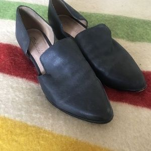 Madewell Vivian D'Orsay Loafers sz 7/7.5